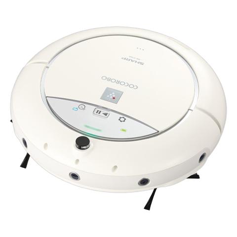 ロボット掃除機 ココロボ ホワイト系 RX-V70A-W(FMDI006470)