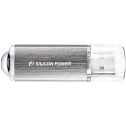USBフラッシュメモリ ULTIMA-II I-Series 16GB シルバー 永久保証 SP016GBUF2M01V1S(FMDI012760)