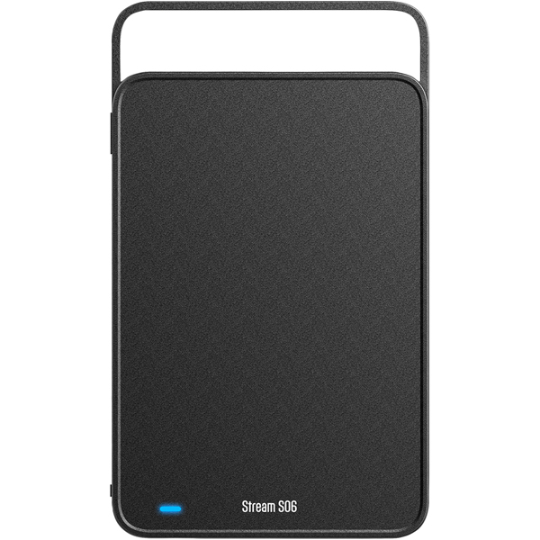 USB3.0/2.0対応 Stream S06 3.5インチ外付けHDD 2TB SP020TBEHDS06A3KTV(FMDI003545)