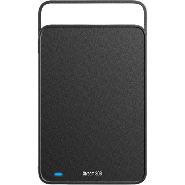 USB3.0/2.0対応 Stream S06 3.5インチ外付けHDD 3TB SP030TBEHDS06A3KTV(FMDI003546)