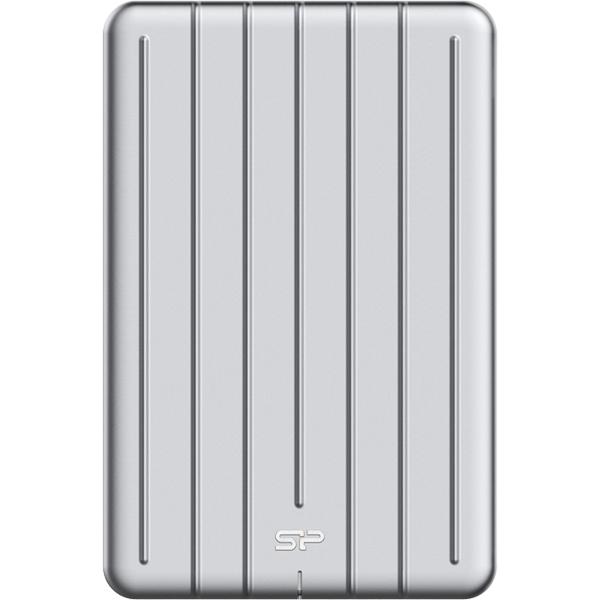 USB3.1(Gen1)対応 ポータブルSSD Bolt B75 128GB SP128GBPSDB75SCS(FMDI013847)