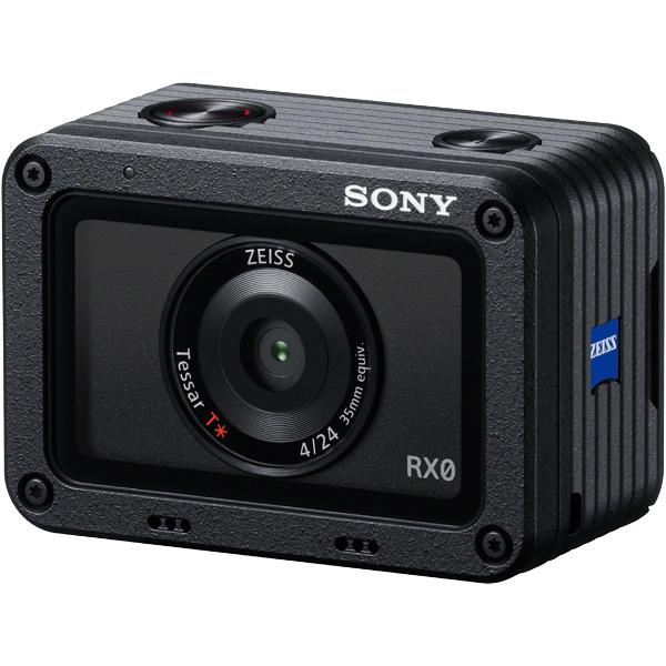 デジタルスチルカメラ RX0 (1.0型/2100万画素CMOS) DSC-RX0(FMDI008909)