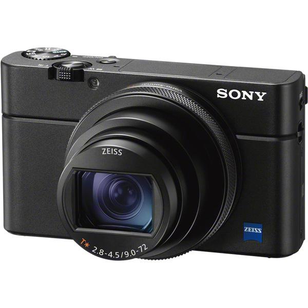 デジタルスチルカメラ Cyber-shot RX100 VI (2010万画素CMOS/光学x2.9) DSC-RX100M6(FMDI012106)