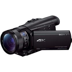 デジタル4Kビデオカメラレコーダー Handycam AX100 FDR-AX100(FMDI006838)