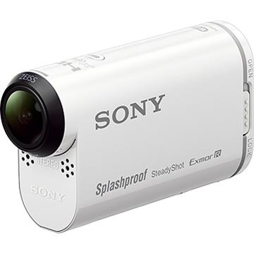デジタルHDビデオカメラレコーダー アクションカム ライブビューリモコン付 HDR-AS200VR/W(FMDI004978)