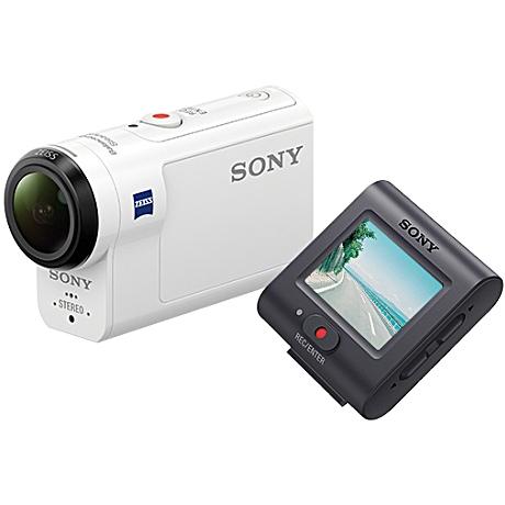 デジタルHDビデオカメラレコーダー アクションカム ライブビューリモコン付 HDR-AS300R(FMDI006204)