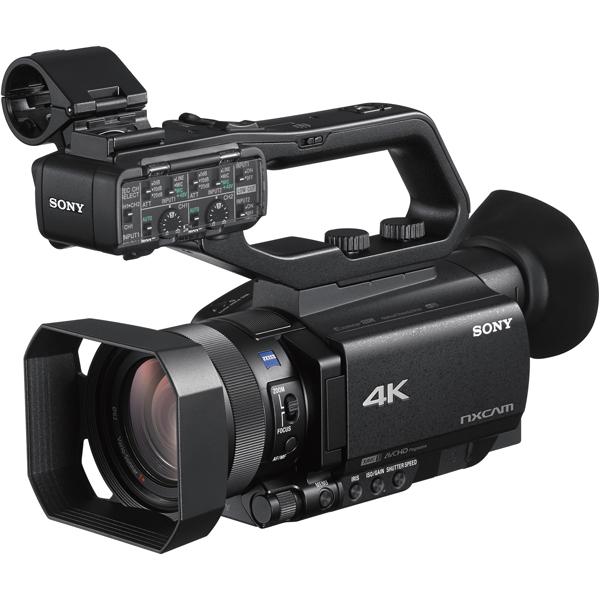 NXCAMカムコーダー HXR-NX80(FMDI012113)