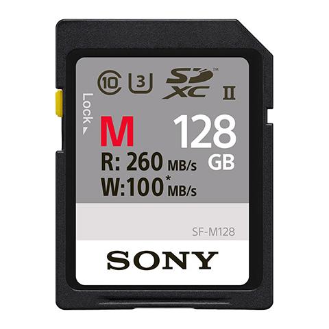 SDXC UHS-II メモリーカード Class10 128GB SF-M128(FMDI013139)