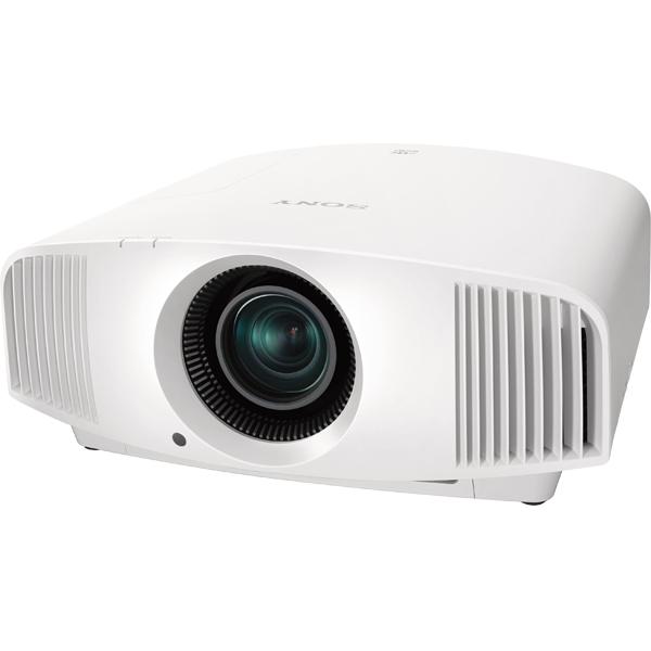 4K対応ビデオプロジェクター プレミアムホワイト VPL-VW255/W(FMDI012176)
