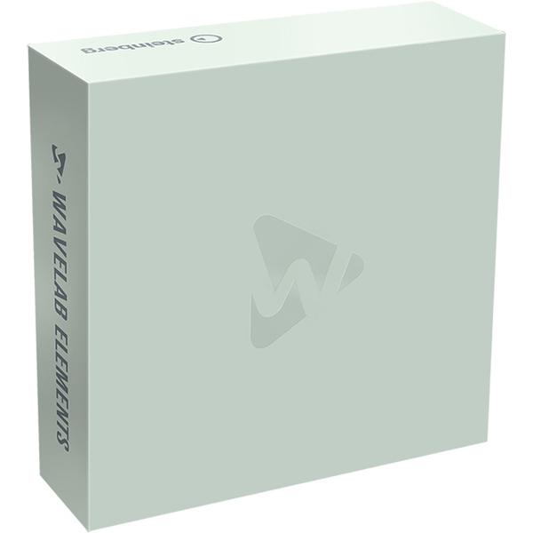ヤマハSMTソフト WaveLab Elements 10 通常版(FMDIS01503)
