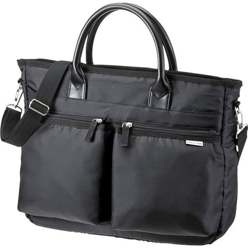 カジュアルPCバッグ(15.6インチワイド・ブラック) BAG-CA9BK2(FMDI005469)