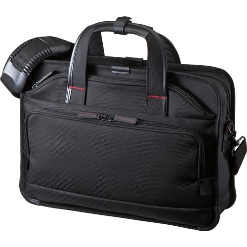 エグゼクティブビジネスバッグPRO(15.6インチワイド・シングル・ブラック) BAG-EXE7(FMDI005472)