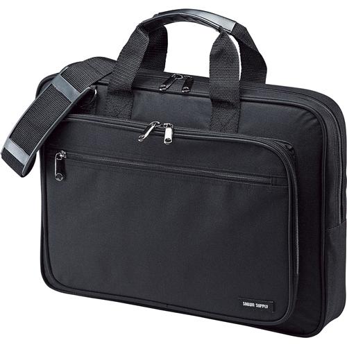 PCキャリングバッグ(15.6インチワイド・シングル・ブラック) BAG-U52BK2(FMDI005487)