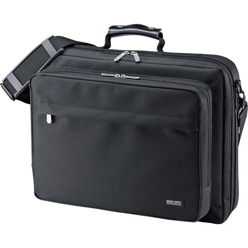 PCキャリングバッグ(15.6インチワイド・シングル・ブラック) BAG-U54BK2(FMDI005488)