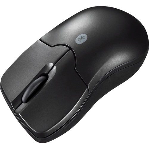 Bluetooth3.0 ブルーLEDマウス(ブラック) MA-BTBL27BK(FMDI005023)