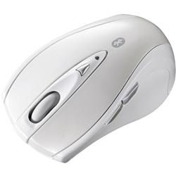 Bluetooth���[�U�[�}�E�X�i�z���C�g�j MA-BTLS23W(FMDI005028)