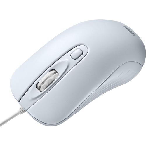 有線レーザーマウス(ホワイト) MA-LS27W(FMDI008695)