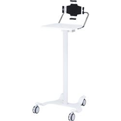 iPad・タブレット用カート(高さ920mm)  RAC-TABCT1(FMDI002911)