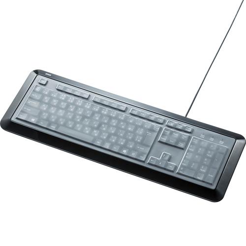防水防塵キーボード(ブラック) SKB-BS5BK(FMDI008217)