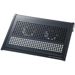 ノート用クーラーパッド(ブラック) TK-CLN16U2N(FMDI003035)