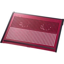 ノート用クーラーパッド(レッド) TK-CLN16U3RN(FMDI003038)