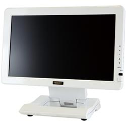 10.1型ワイドHDMI端子搭載液晶モニター ホワイト CL1012NW(FMDI006116)