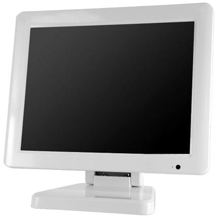 9.7型マルチインターフェース搭載IPS液晶モニター ホワイトモデル CL97SW(FMDI006138)