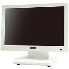 10.1型高解像度液晶搭載 業務用液晶ディスプレイ(ホワイト) LCD1015W(FMDI006120)
