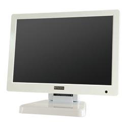 7型IPS液晶パネル搭載 業務用マルチメディアディスプレイ(ホワイト) LCD7620W(FMDI006134)