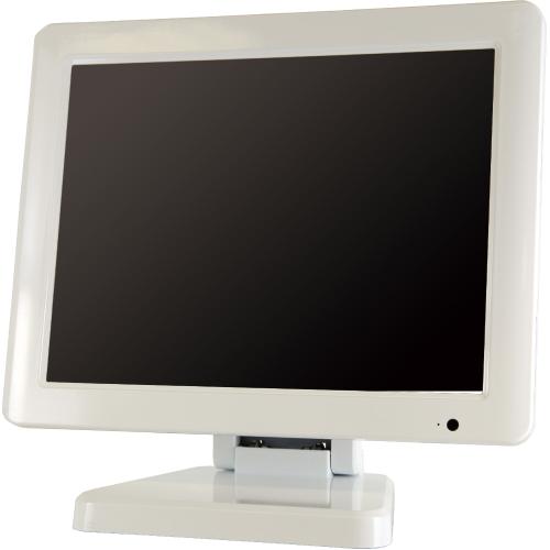 HDCP対応9.7型業務用液晶ディスプレイ ホワイト LCD97W(FMDI006144)