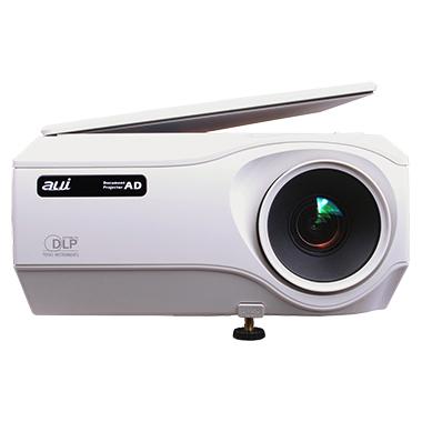 ドキュメントプロジェクター 3100lm XGA 6.1kg DLP方式 書画カメラ搭載 AD-2100X(FMDI012177)