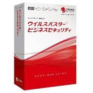 PKG ウイルスバスター ビジネスセキュリティ 新規 10ユーザ(FMDIS01208)
