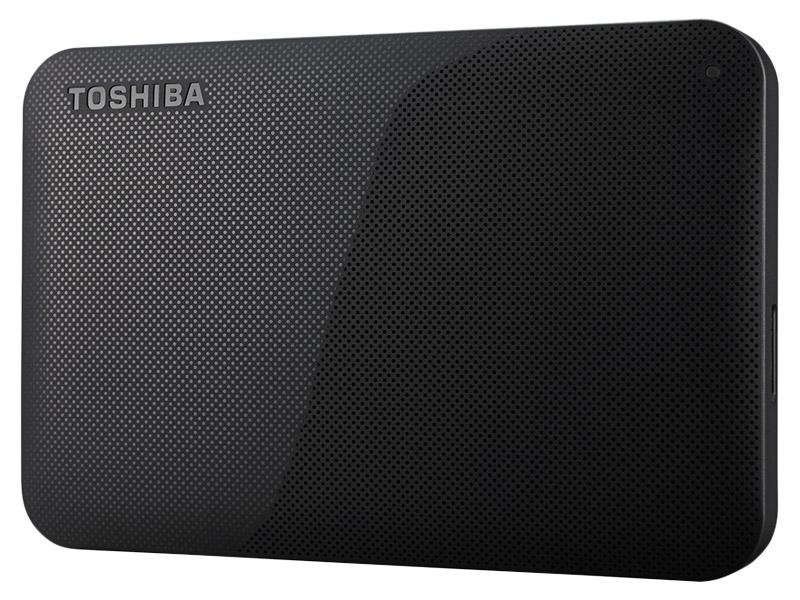 ポータブルハードディスク CANVIO BASICS(HD-ACシリーズ) 1.0TB ブラック HD-AC10TK(FMDI005169)
