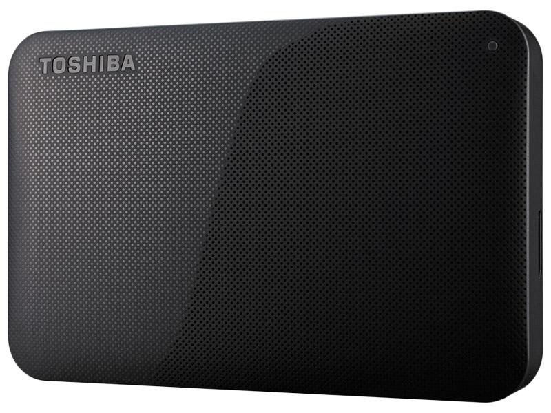 ポータブルハードディスク CANVIO BASICS(HD-ACシリーズ) 2.0TB ブラック HD-AC20TK(FMDI005171)