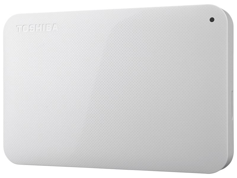 ポータブルハードディスク CANVIO BASICS(HD-ACシリーズ) 2.0TB ホワイト HD-AC20TW(FMDI005172)