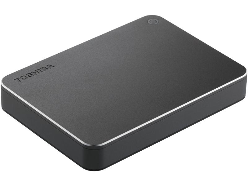 USB3.0 ポータブルハードディスク(CANVIO PREMIUM) 2.0TB ダークグレーメタリック HD-MA20TY(FMDI005890)