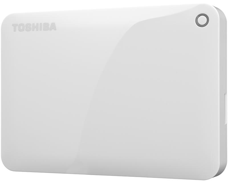 ポータブルハードディスク CANVIO CONNECT(HD-PEシリーズ) 2.0TB ホワイト HD-PE20TW(FMDI005186)