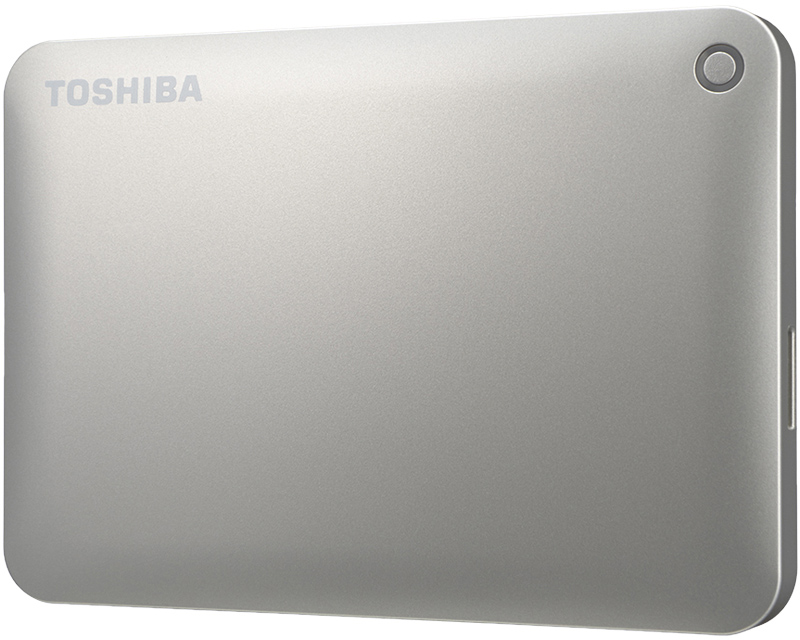 ポータブルハードディスク CANVIO CONNECT(HD-PEシリーズ) 500GB サテンゴールド HD-PE50GG(FMDI005190)