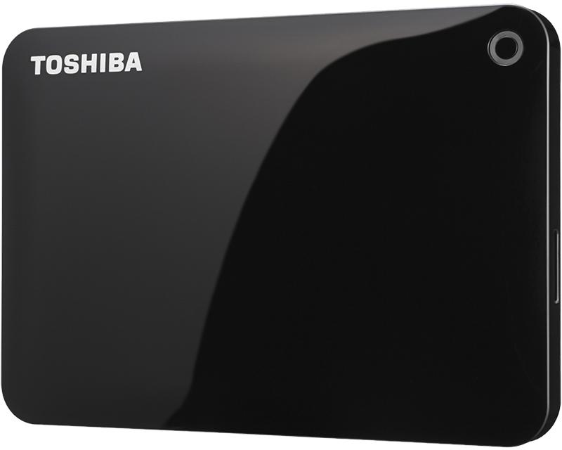 ポータブルハードディスク CANVIO CONNECT(HD-PEシリーズ) 500GB ブラック HD-PE50GK(FMDI005191)
