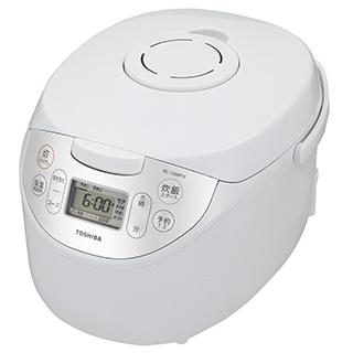 マイコンジャー炊飯器 1.0L (ホワイト) RC-10MFH(W)(FMDI006508)