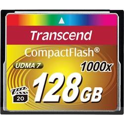 128GB コンパクトフラッシュカード 1000xシリーズ TS128GCF1000(FMDI002475)