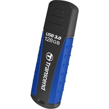 128GB USBメモリ JetFlash 810 ネイビーブルー TS128GJF810(FMDI012900)