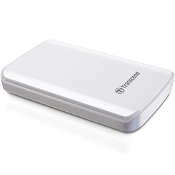 USB3.0&2.0対応ポータブルハードディスク StoreJet 25D3シリーズ 1TB ホワイト(FMDI001648)