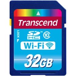 Wi-Fi SDカード 32GB TS32GWSDHC10(FMDI002483)