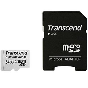 64GB microSDXCカード ドライブレコーダー向け TS64GUSDXC10V(FMDI013428)