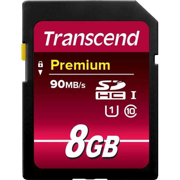 8GB SDHC Class10 UHS-Iカード TS8GSDU1(FMDI013203)