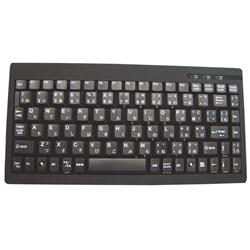 有線キーボード(USB) 89キー日本語 ブラック ACK-595B-JP-USB-R(FMDI008259)