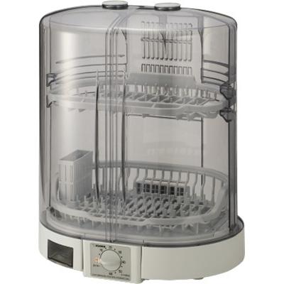 食器乾燥器 5人用 省スペース縦型 グレー EY-KB50(HA)(FMDI006550)