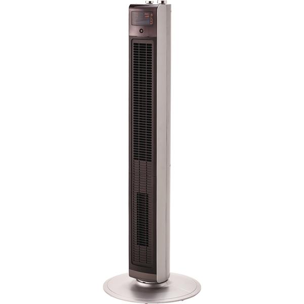 ホット&クール ハイタワーファン(DCモータータイプ) シルバー KHF-1266/S(FMDI006597)