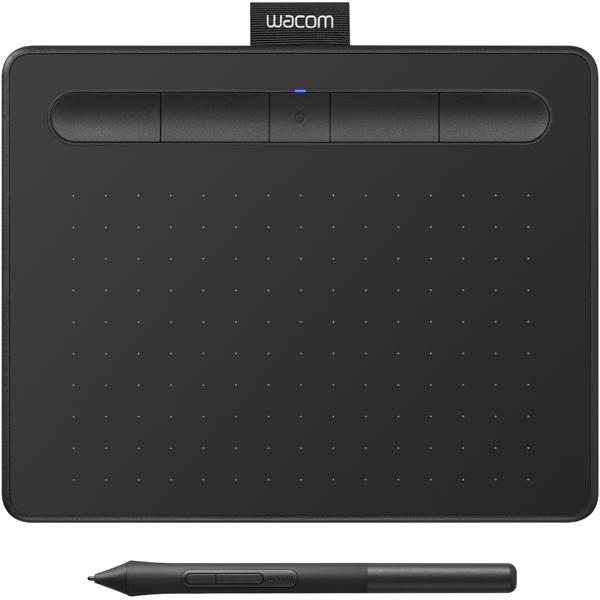 Wacom Intuos Small ワイヤレス ブラック CTL-4100WL/K0(FMDI014204)
